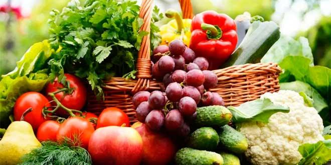 Alimentos de comida real