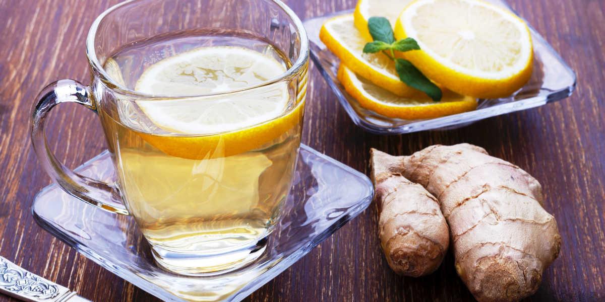 ¿Jengibre en té para obtener sus beneficios?
