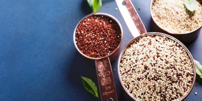 Quinoa: Qué es, Propiedades y Recetas