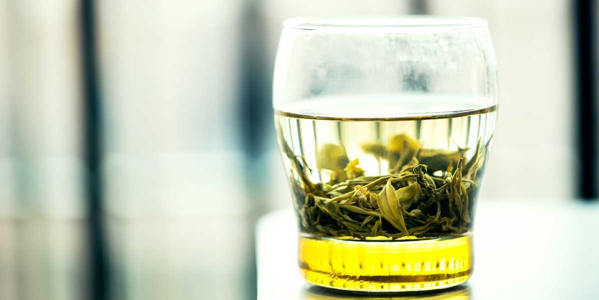 ¿Cómo tomar té verde para la pérdida de peso?