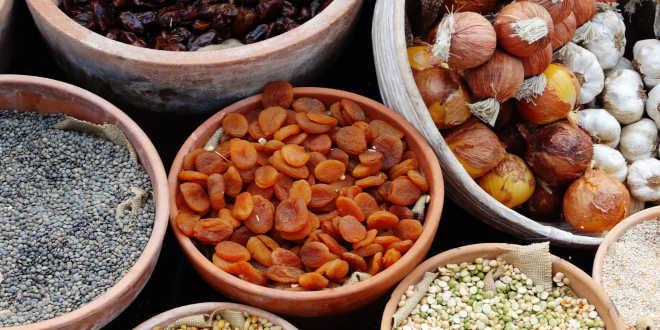 Alimentos ricos en treonina