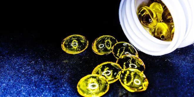 Cápsulas omega 3