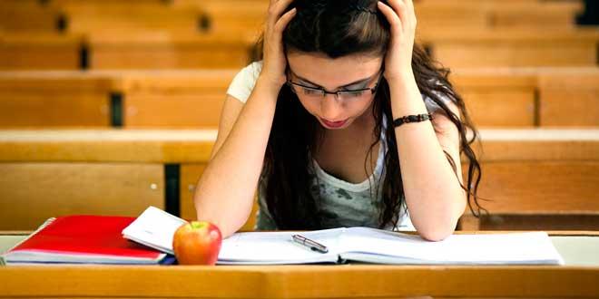 Tirosina para estudiar y concentrarse