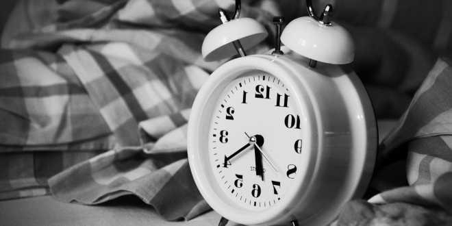 Horas de insomnio