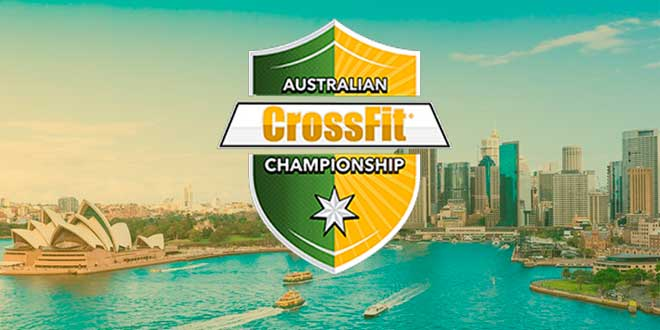 Todo sobre la Australian CrossFit Championship