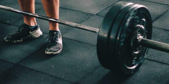 El entrenamiento de fuerza aumenta la tasa basal