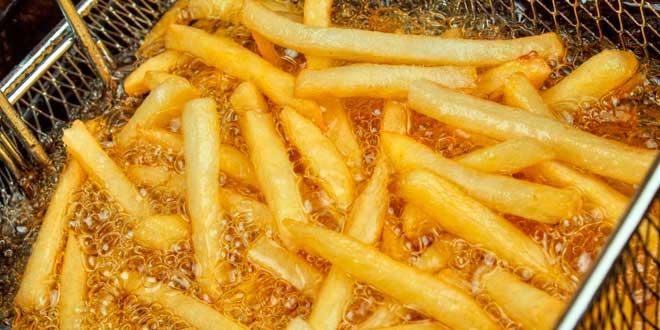 Fritos y Acrilamida