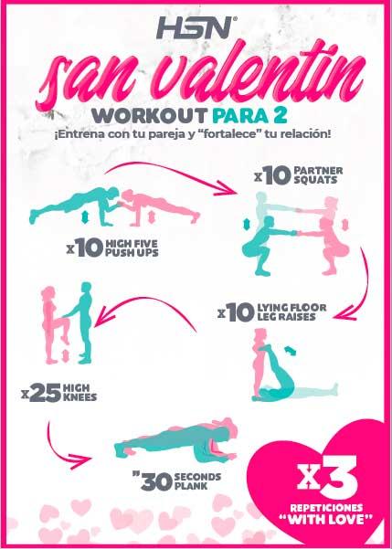Workout para 2