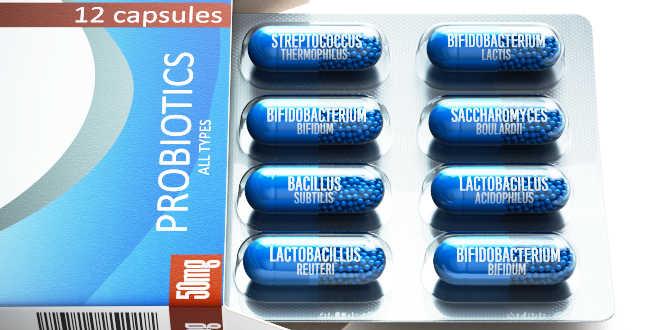Probióticos contra la gripe