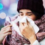 gripe estacional y probióticos