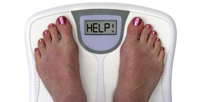 ¿Por qué no pierdo peso si como sano?