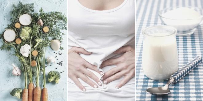 probióticos flora intestinal beneficios