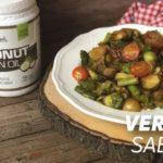 Verduras sabrosas