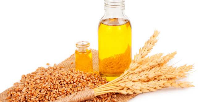 Aceite de germen de trigo y vitamina e