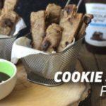 Receta Cookies Sticks