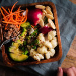 Comer verduras fuente vitamina K