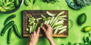 Riesgos B12 veganos y vegetarianos