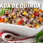 Ensalada de Quinoa Sin Gluten