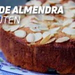Tarta de Almendras Sin Gluten