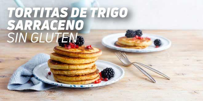Tortitas de Trigo SarracenoSin Gluten