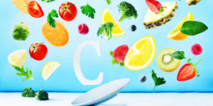 Vitamina C en suplementos