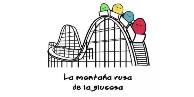 La montaña rusa de la glucosa
