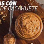 Recetas con Crema de Cacahuete