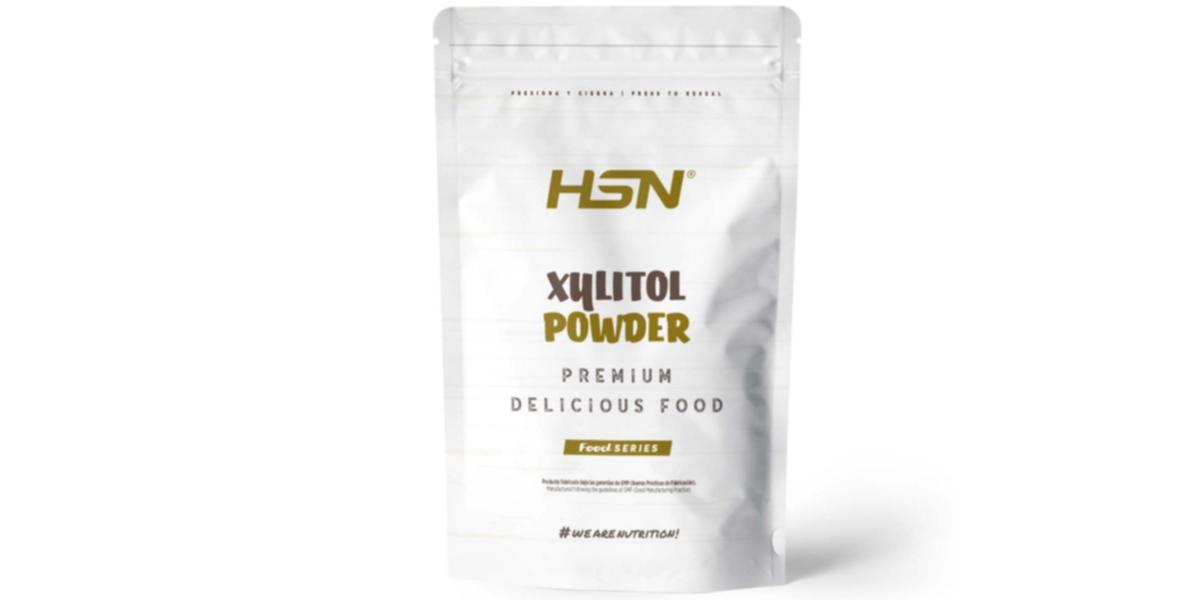 Xilitol en Polvo de FoodSeries