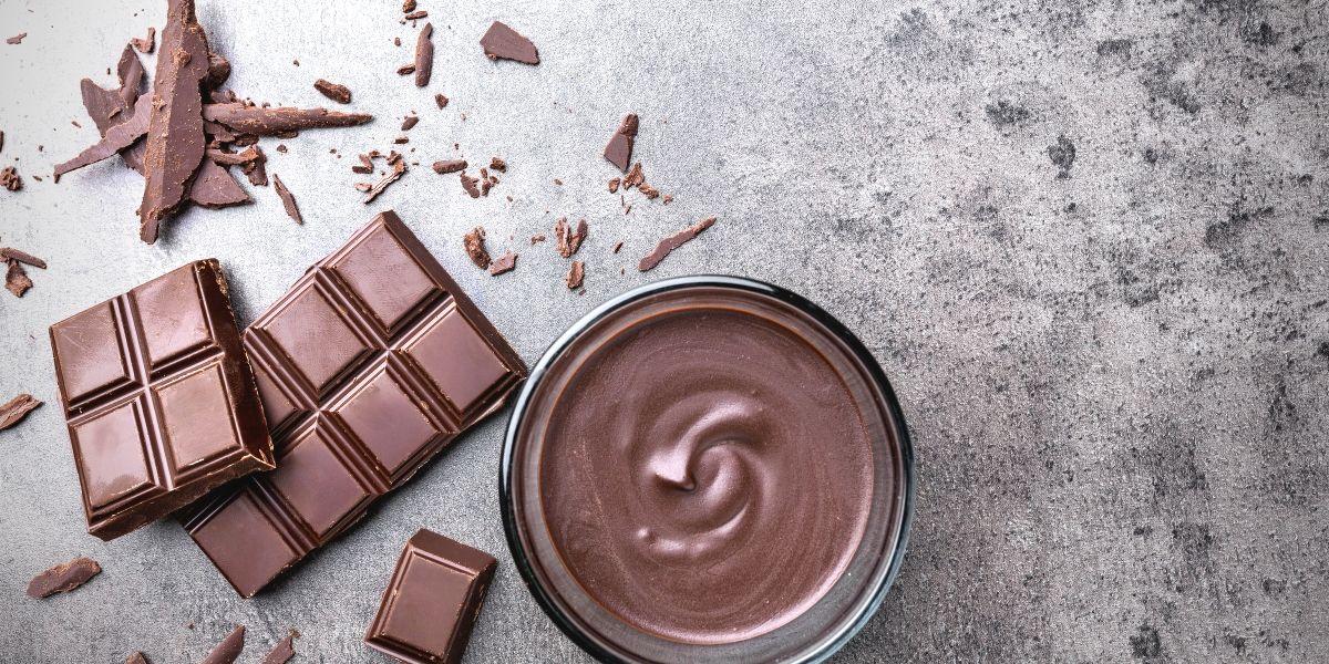 Chocolate negro y magnesio