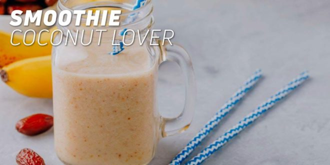 Smoothie Coconut Summer