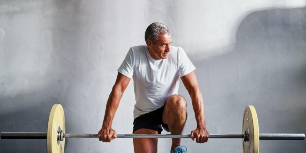 Perder peso a avanzada edad