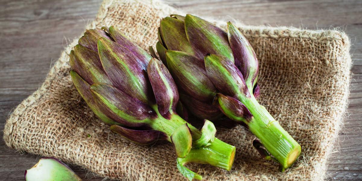 Alcachofa natural o suplementos