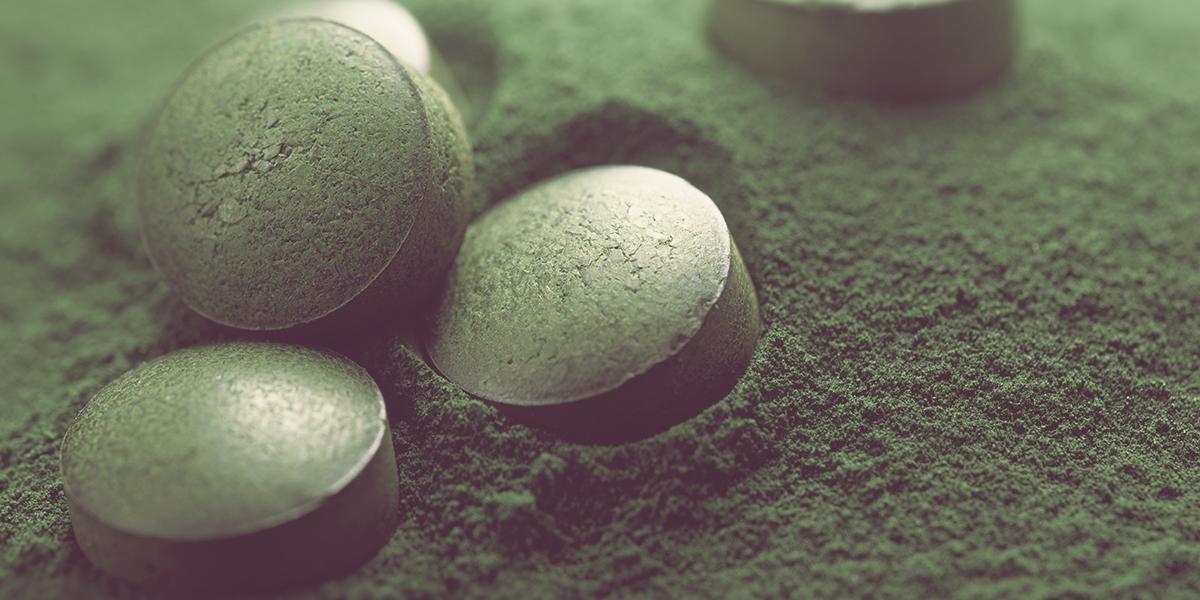 Alga Espirulina Proteína Vegetal