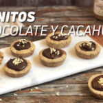 Rellenitos de Chocolate y Cacahuete