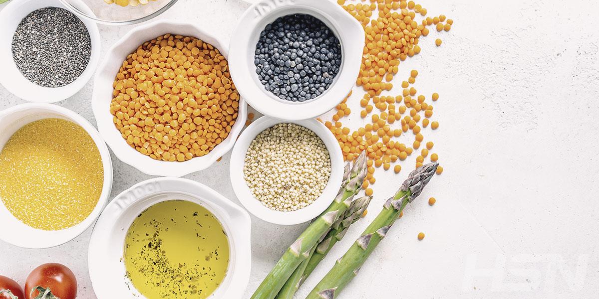Semillas de Chia Proteína Vegetal