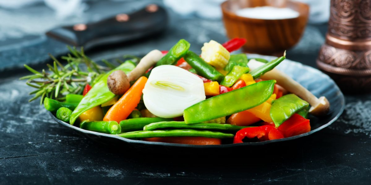 Verduras para la piel