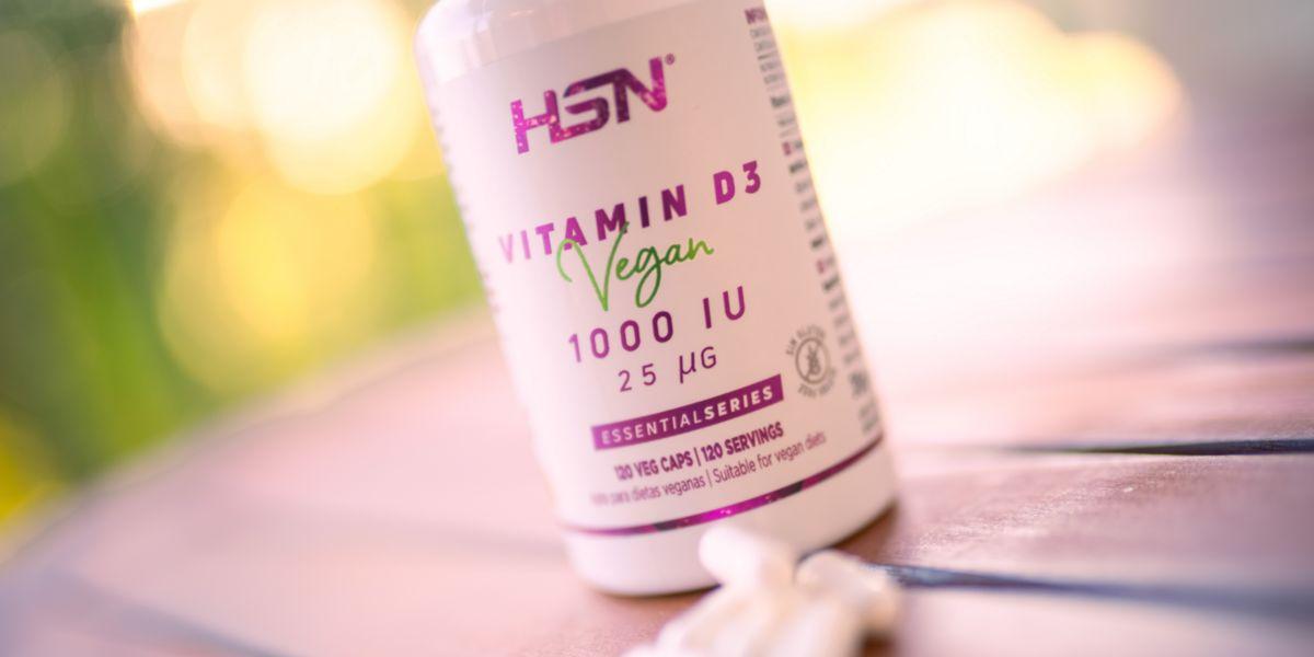 vitamina d3 capsulas