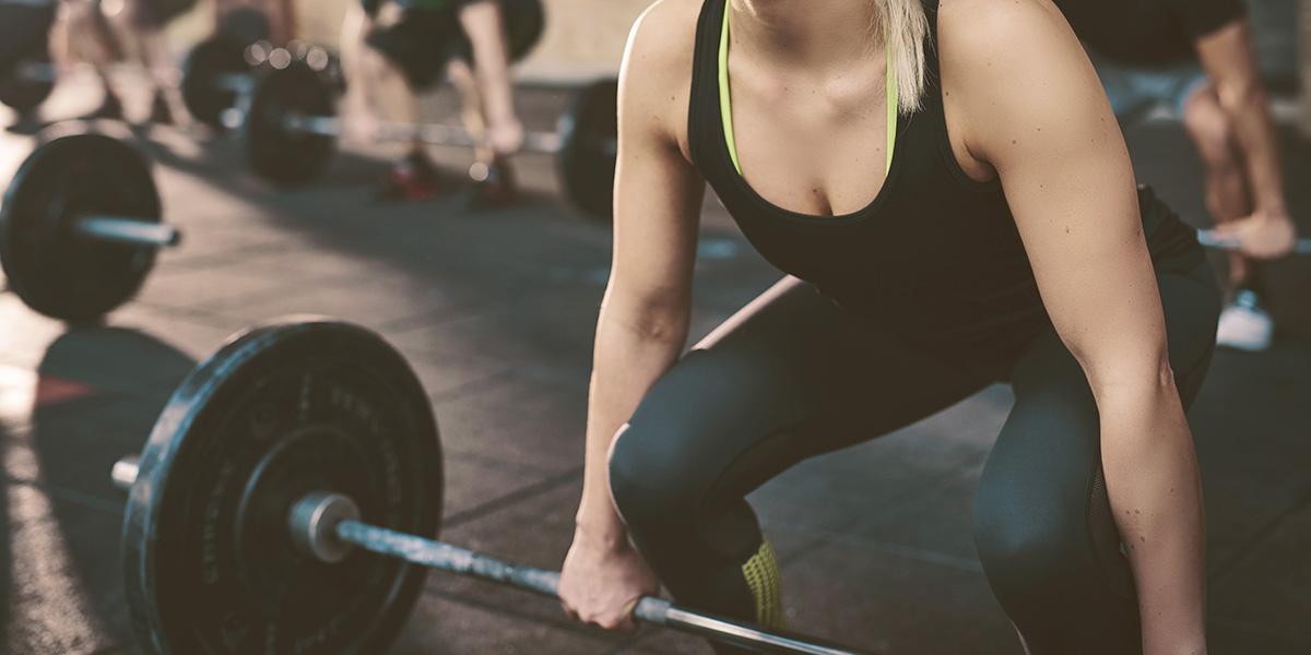 Biotina para reconstruir los músculos
