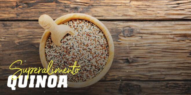 Quinoa, Propiedades y Recetas del Superalimento