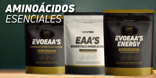 Aminoácidos Esenciales (EAAs) – ¿Por qué Tomarlos?