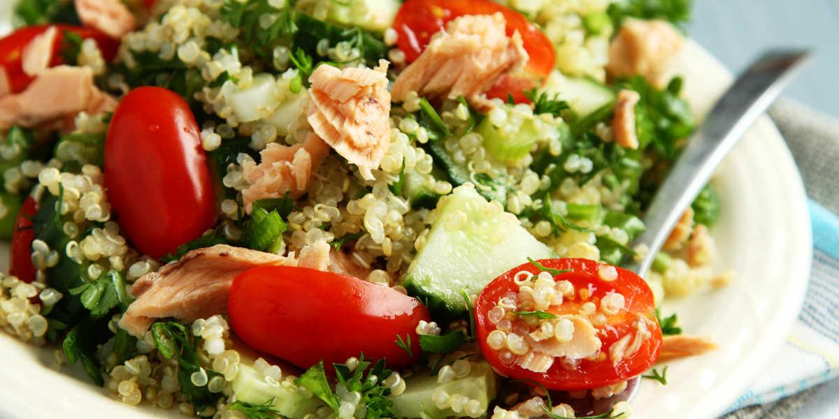 Cómo comer quinoa en casa