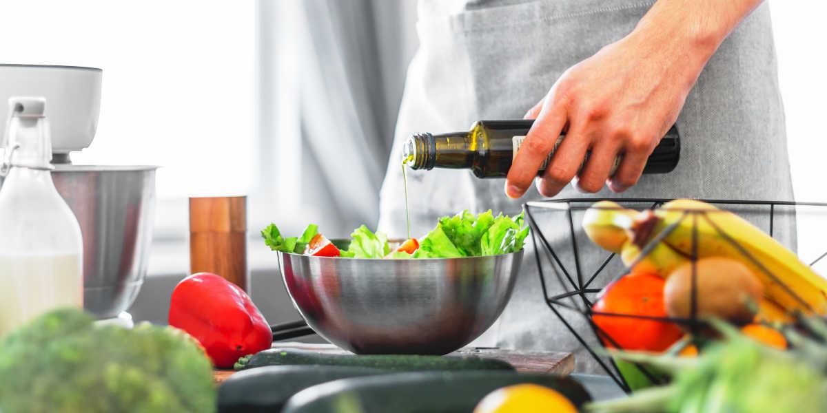Dietas veganas y vegetarianas y deficiencia de zinc