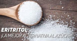 Eritritol, la mejor alternativa al azúcar