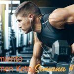 Entrenamiento de Volumen Keto - Semana 4