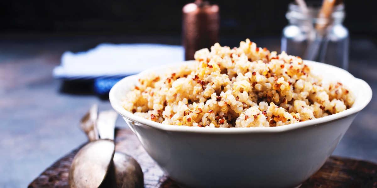¿Es la quinoa un efectivo antioxidante?