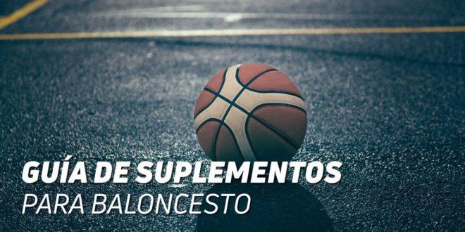Baloncesto, los mejores suplementos