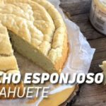 Bizcocho Esponjoso de Cacahuete