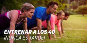 Entrenar a los 40