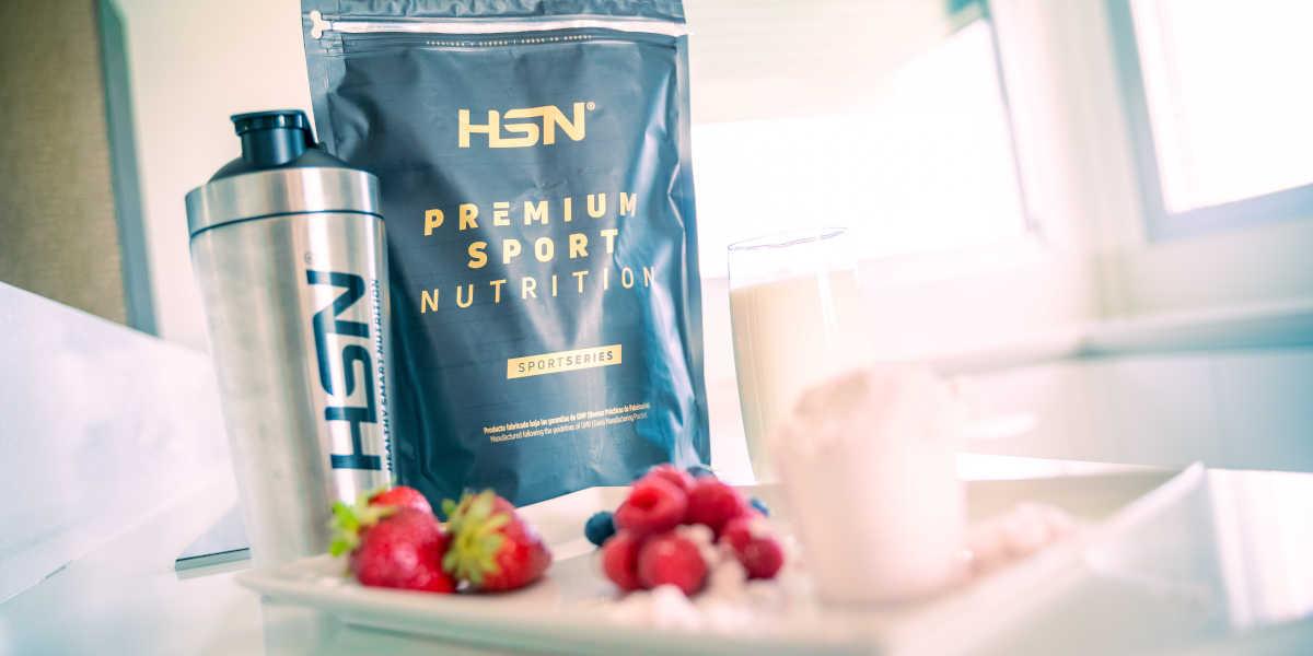¿Qué puede aportarte la proteína de suero de leche?