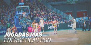 Jugadas Más Energéticas HSN Movistar Estudiantes